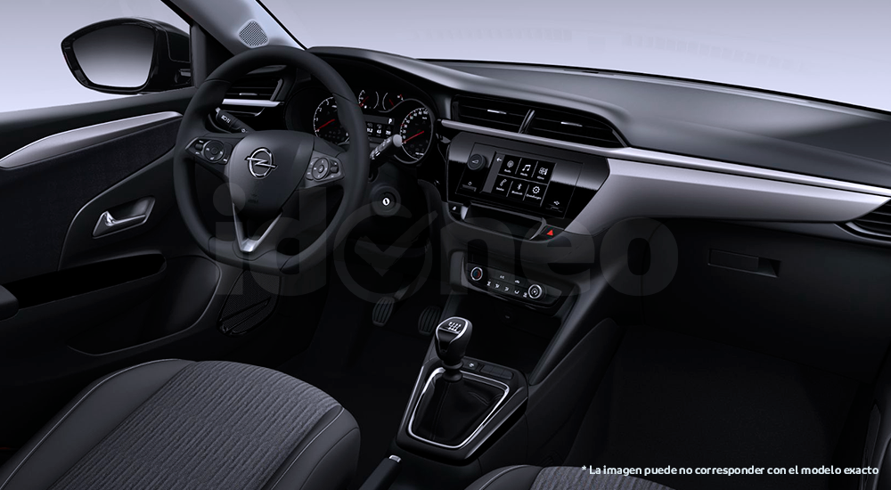 Opel Corsa 5 puertas (1/3)
