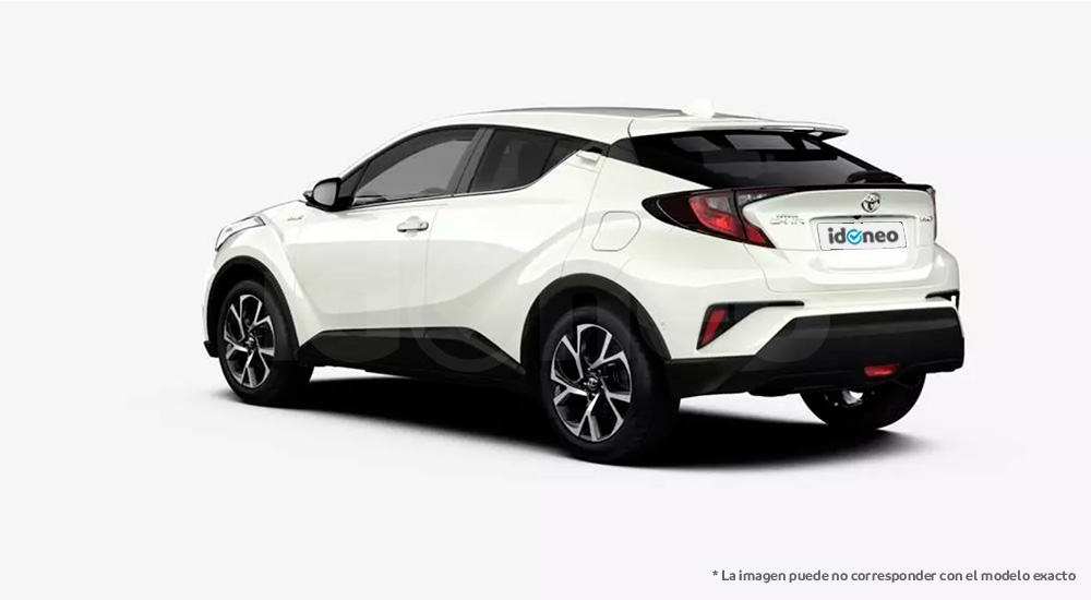 Toyota C-HR (3/3)