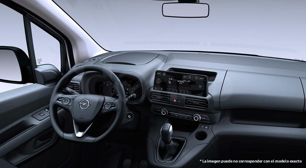 Opel Combo Cargo (1/3)