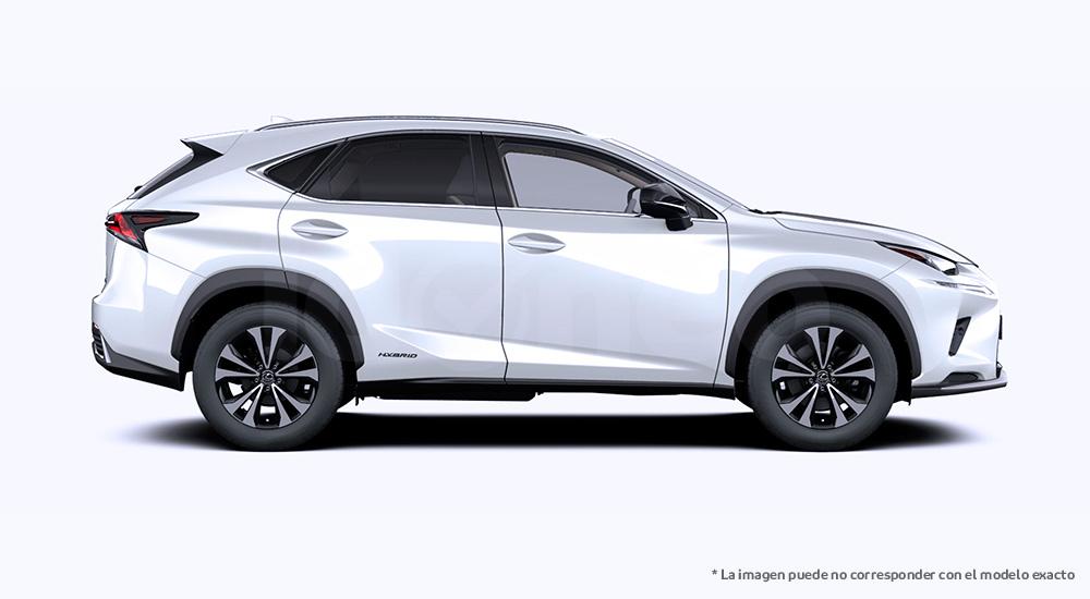 Lexus NX 300h (2/3)