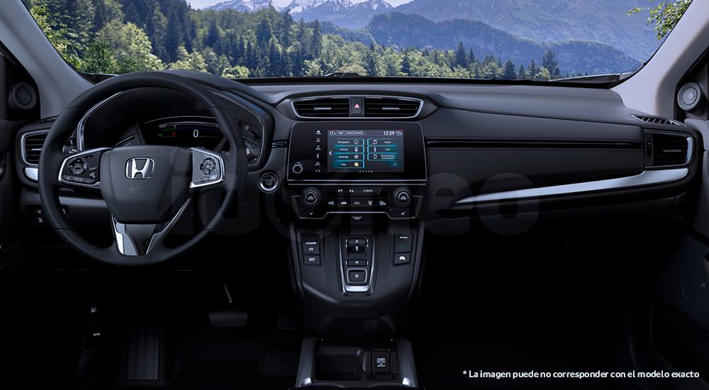 Honda CR-V (1/2)