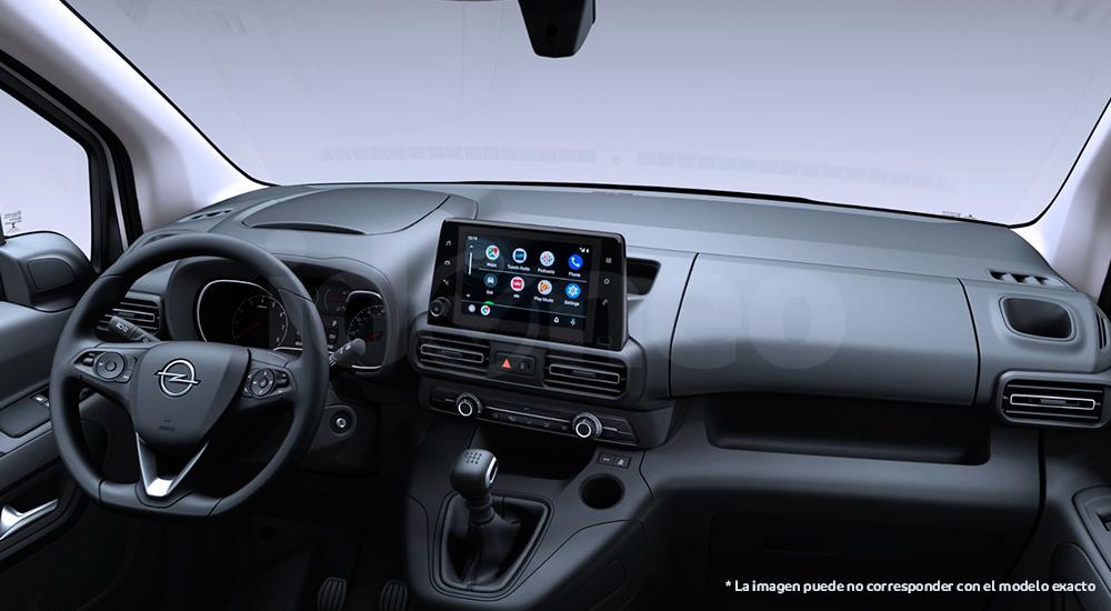 Opel Combo Life (1/3)
