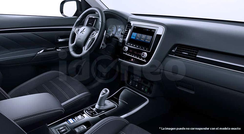Mitsubishi Outlander PHEV (1/3)