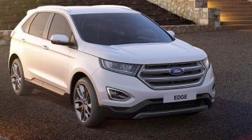 Ford Edge Blanco