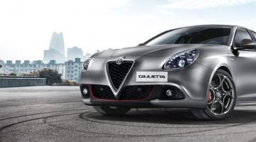 Alfa Romeo Giulietta plateado