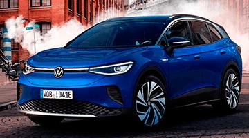 Volkswagen ID.4 de renting