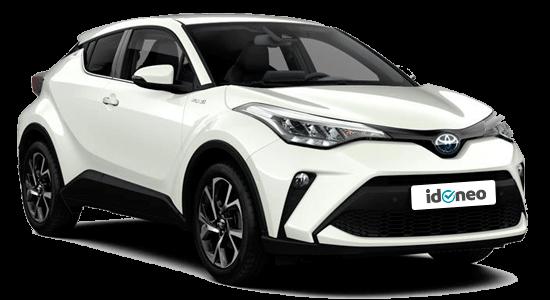 Toyota 1.8 VVT-I Hybrid Auto de renting