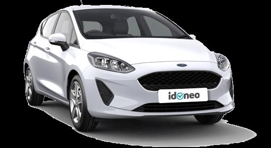 Ford Fiesta de renting