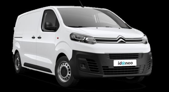 Citroën Talla M 100 jumpy de renting