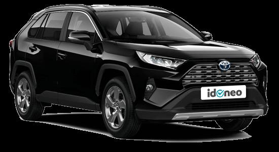 Toyota Rav4 negro