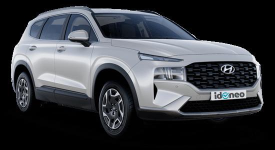 Hyundai Santa Fe 1.6 TGDi HEV Klass Auto 4x2 de renting