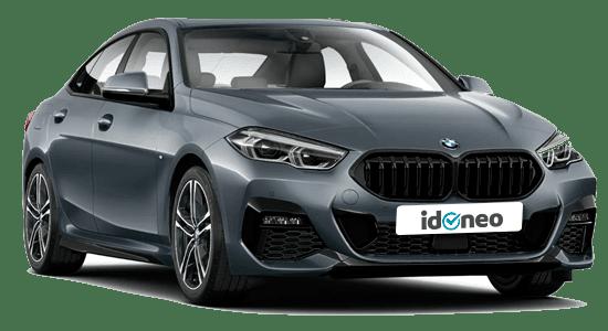 BMW Serie 2 Coupé gris