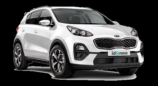 Kia Sportage 1.6 MHEV Business 136CV 4x2 de renting