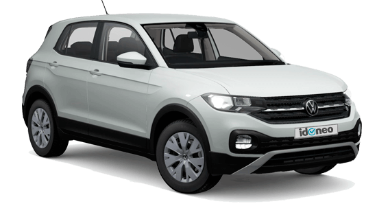 Volkswagen T-Cross blanco