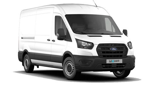 Ford Transit FT350 de renting