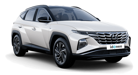 Hyundai HYUNDAI Tucson 1.6 TGDI 110kW (150CV) 48V Tecno 2C (2021) 5P de renting