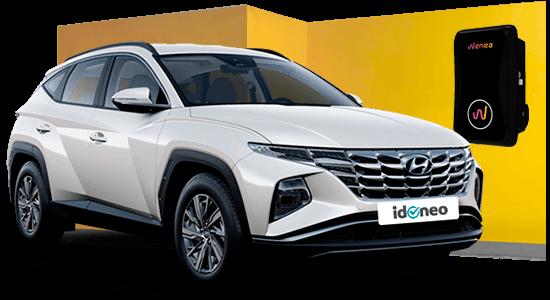 Hyundai TUCSON PHEV TGDI 1.6 265CV 4X4 AT MAXX de renting